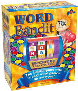 Word Bandit Game - McGreevy's Toys Direct