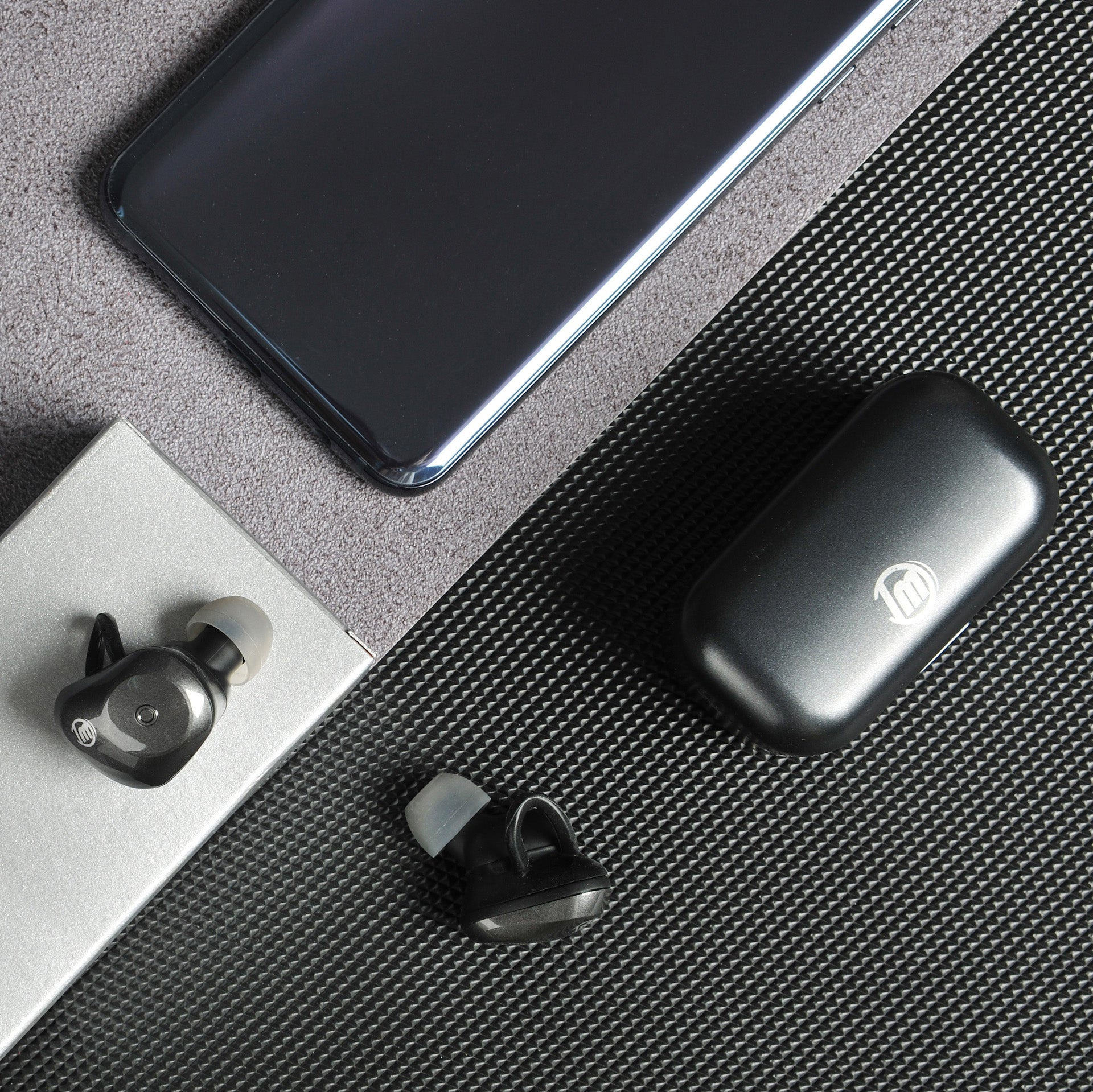 BE-3000 Ai HDSS Truly Wireless Earphones