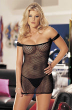 Load image into Gallery viewer, Chemise Black