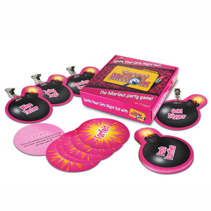Sex Missions  Girlie Nights Game - hawk-innovations