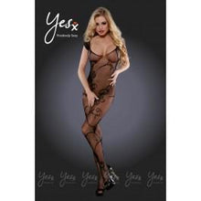 Load image into Gallery viewer, YesX YX407 Bodystocking Black