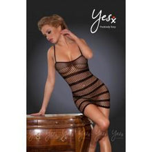 Load image into Gallery viewer, YesX YX408 Bodysuit Black