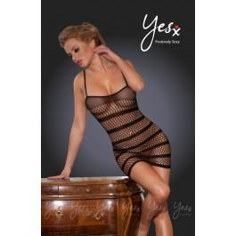 YesX YX408 Bodysuit Black