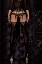 Load image into Gallery viewer, Ballerina 302 Tights Nero (Black) / Skin