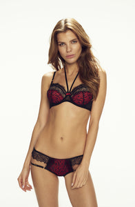 Confidante Devil Bra