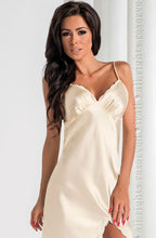 Load image into Gallery viewer, Arabella Nightdress Cream