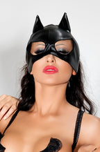 Load image into Gallery viewer, Me Seduce Me Seduce MK02 Mask Black