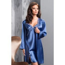 Load image into Gallery viewer, Irall Irall River Dressing Gown Azure