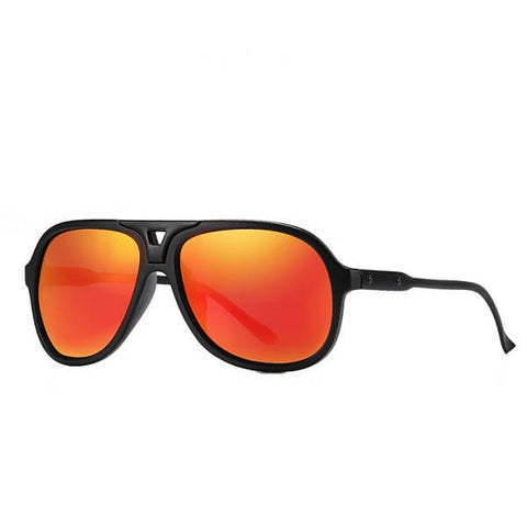 Aviator-Lunette-Aviateur-rouge-noir-kdeam