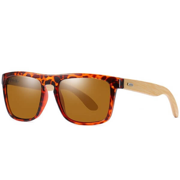 lunette-de-soleil-bois-cool-kdeam-france-leopard