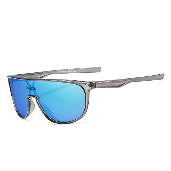 Lunette Running Shield Saphir