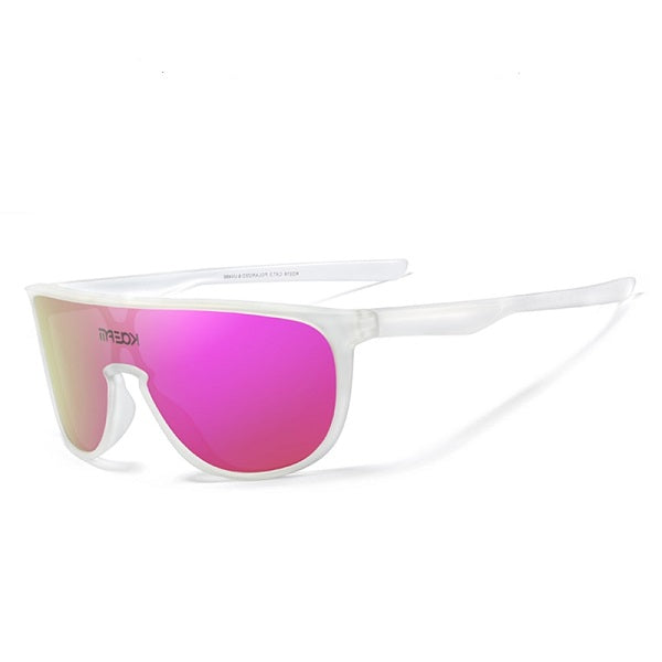 Lunette Running Shield Magenta
