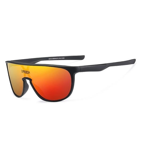 Lunette Running Shield Rubis