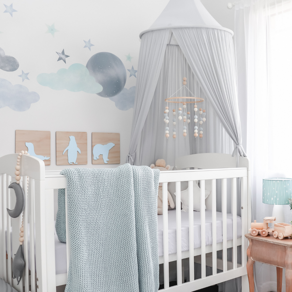 5 Tips To Creating Your Dream Nursery