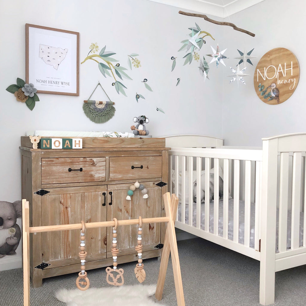 Nursery Inspiration | The Modern Australian Way