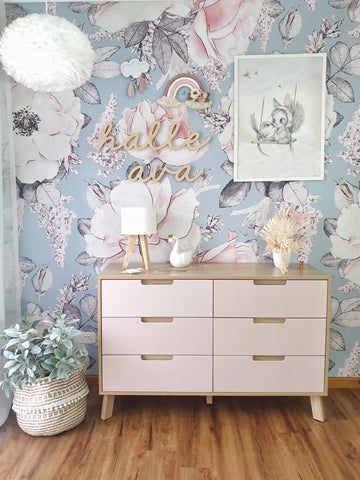 Nursery Interiors & Design - Night Lighting