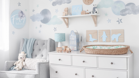 Nursery Styling Tips
