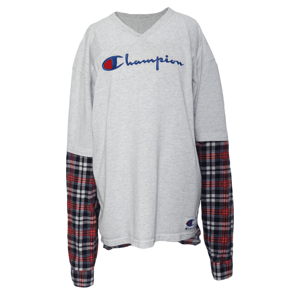 CHAMPION IN FLANNEL