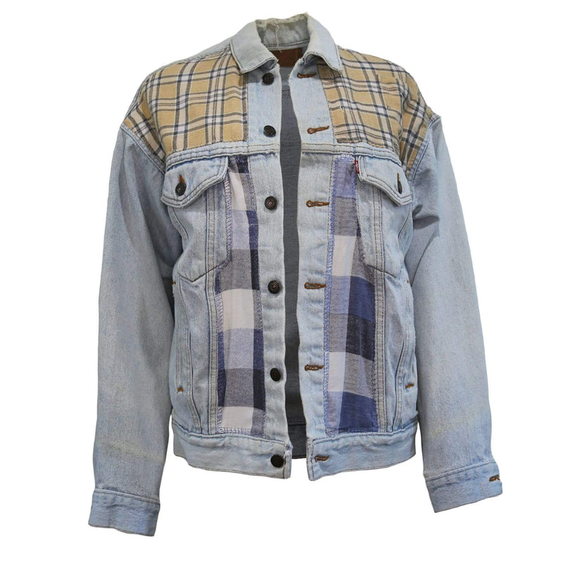 FLANNEL AROUND TOWN JACKET
