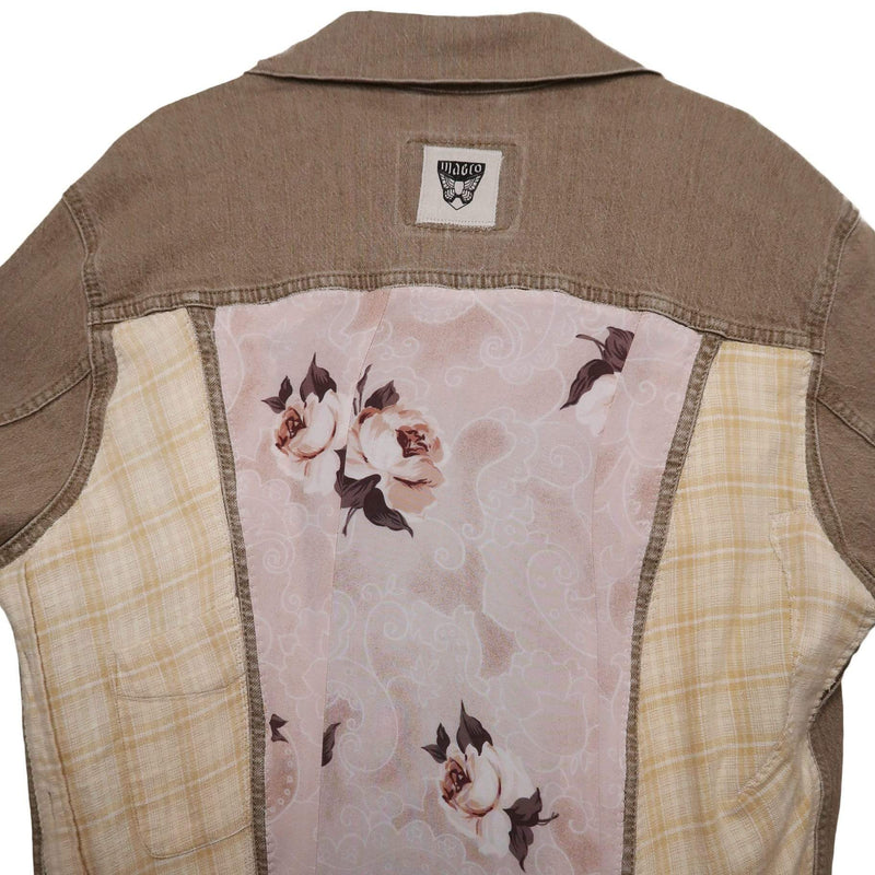 FLORAL FAVORITE LEVI JACKET