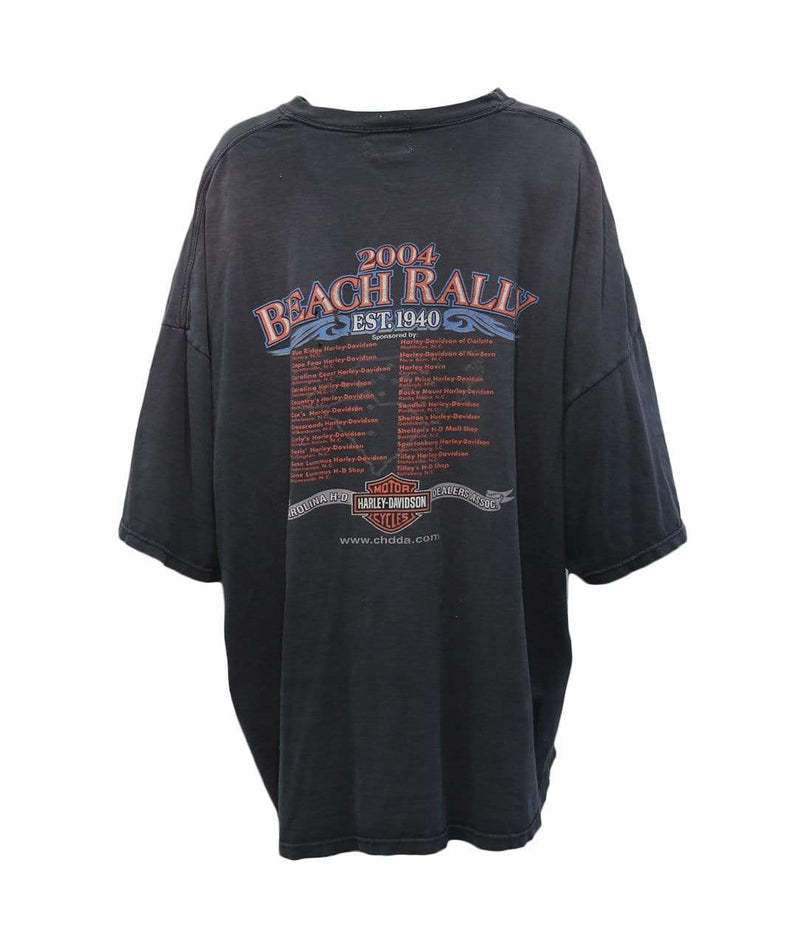 BEACH RALLY HARLEY TEE