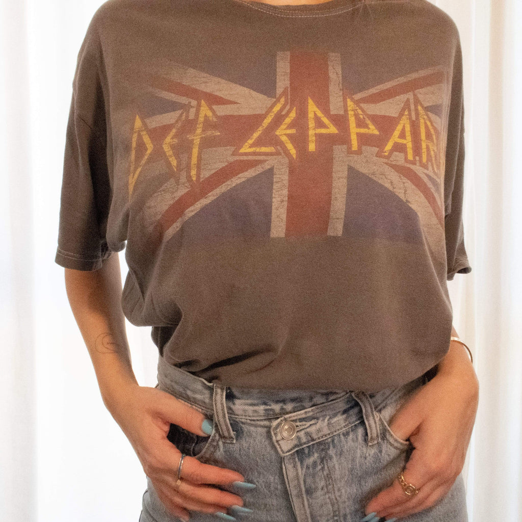 NAME 1 DEF LEPPARD SONG TEE