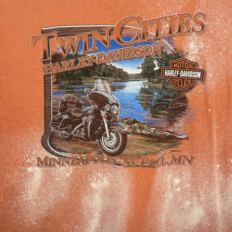 Maelo Tee TWIN CITIES HARLEY TEE
