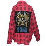 ROCKER RED FLANNEL