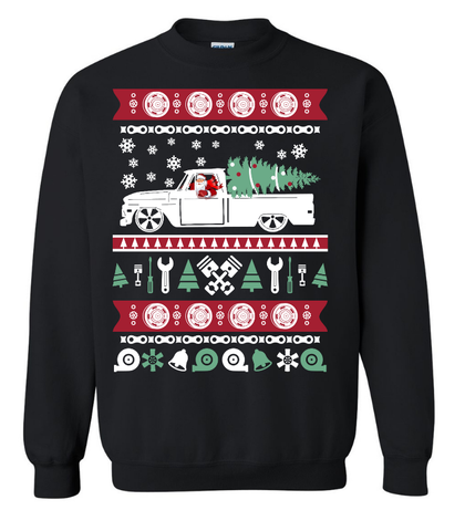 1ST Gen 64-66 Ugly Christmas Sweatshirt