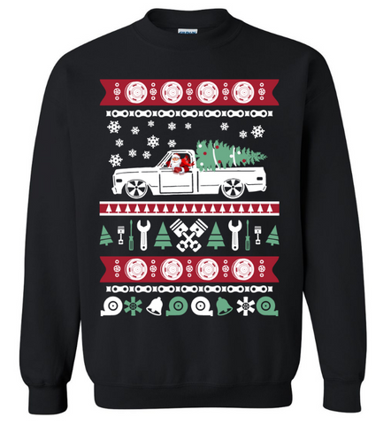 Sold Out Pre-Order 2ND Gen 67/72 Ugly Christmas Sweater