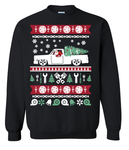 3RD Gen 73-87 Ugly Christmas Sweatshirt