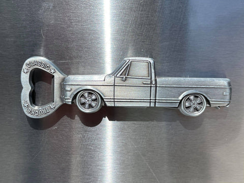 2ND Generation Magnet C10 Metal bottle opener