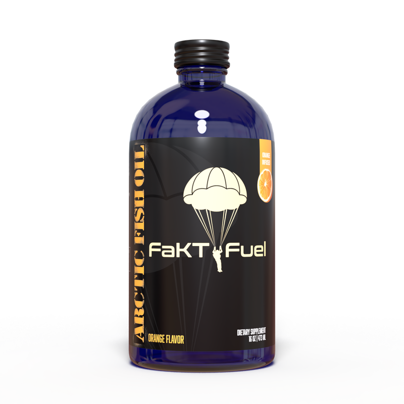 Fish Oil: Wild Arctic Cod