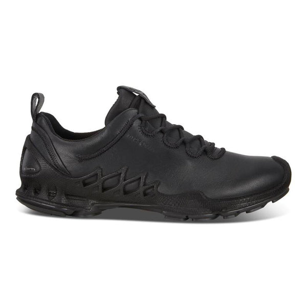 Ecco Men's Biom Aex Low in Black Dritton