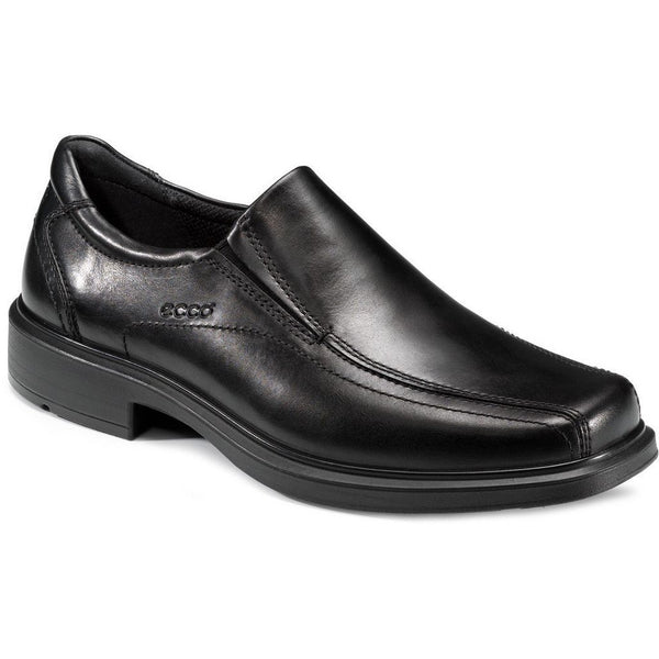 Ecco Men's Helsinki Bike Toe Slip On in Black