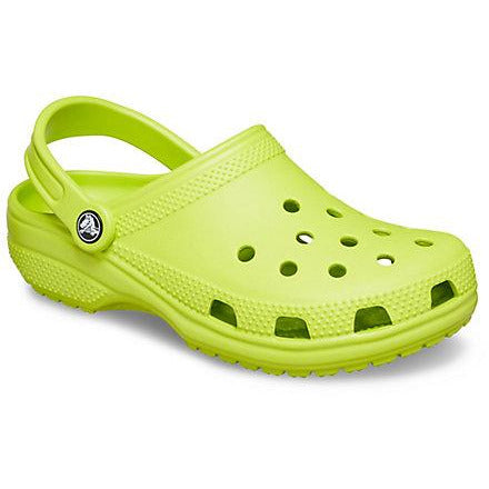 Crocs Classic Clog in Lime Punch