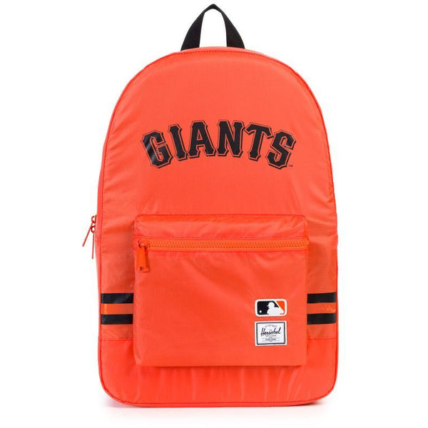 HERSCHEL SAN FRANCISCO GIANTS PACKABLE DAYPACK