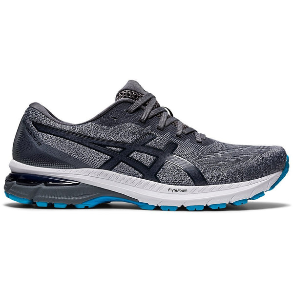Asics Men's GT-2000 9 Knit In Metropolis/French Blue