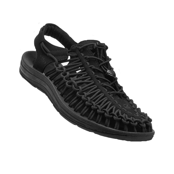 Keen Men's Uneek in Black/Black
