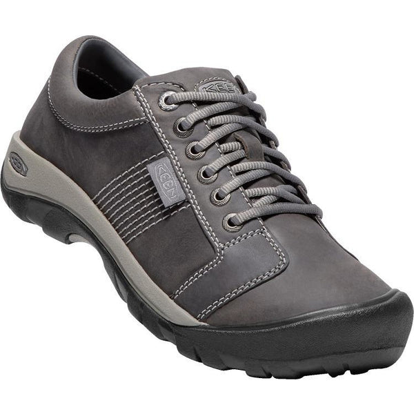 KEEN MEN'S AUSTIN IN GARGOYLE NEUTRAL GREY