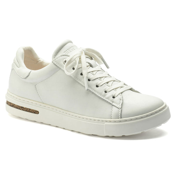 Birkenstock Bend Leather Low Sneaker in White