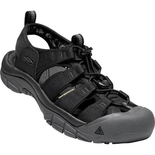 KEEN MEN'S NEWPORT ECO IN BLACK MAGNET