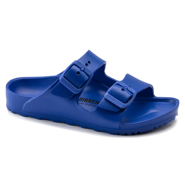 Birkenstock Kid's Arizona Essentials Eva in Ultra Blue