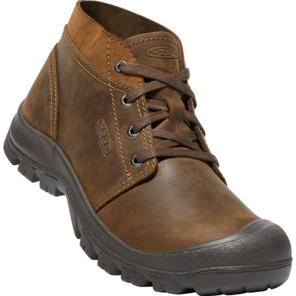 KEEN MEN'S GRAYSON CHUKKA IN BROWN SCYLUM