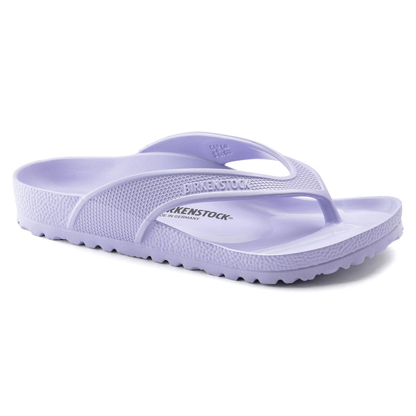 Birkenstock Honolulu Eva in Purple Fog