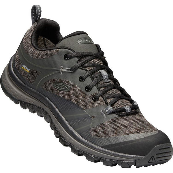 KEEN WOMEN'S TERRADORA WATERPROOF IN RAVEN GARGOYLE