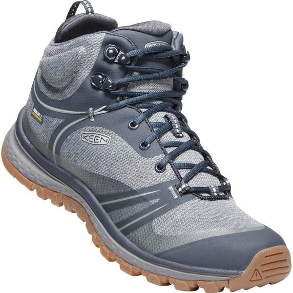 KEEN WOMEN'S TERRADORA WATERPROOF BOOT IN BLUE NIGHT
