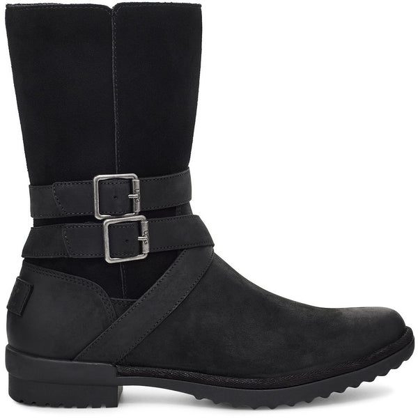 UGG WOMEN'S LORNA BOOT IN BLACK