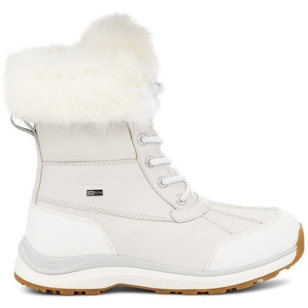 UGG WOMEN'S ADIRONDACK III BOOT IN WHITE