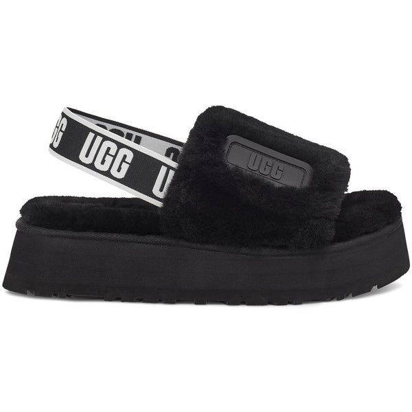 UGG Women's Disco Slide in Black